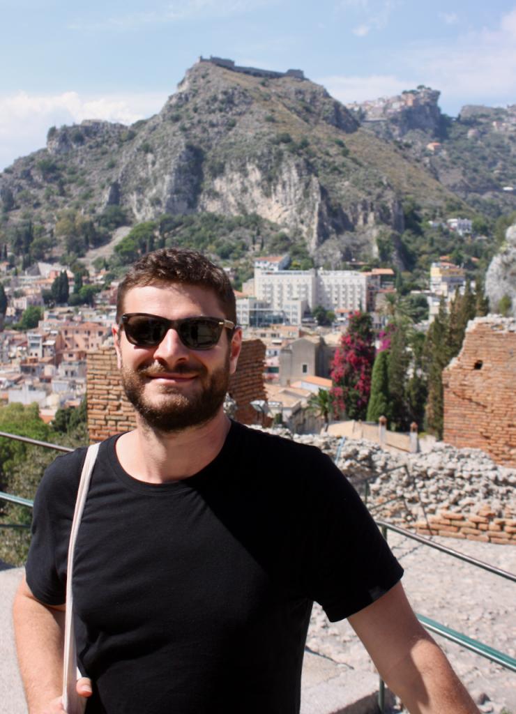 MCIT student, Aleks Jarcev joined Penn's MCIT Online from Croatia